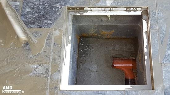 Chambre de visite d bouchage localisation remise en tat - Rehausse chambre de visite beton ...
